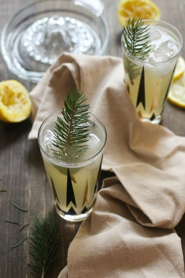 Enter Chill Mode With These 16 Fizzy + Boozy Ginger Ale Cocktails via Brit + Co