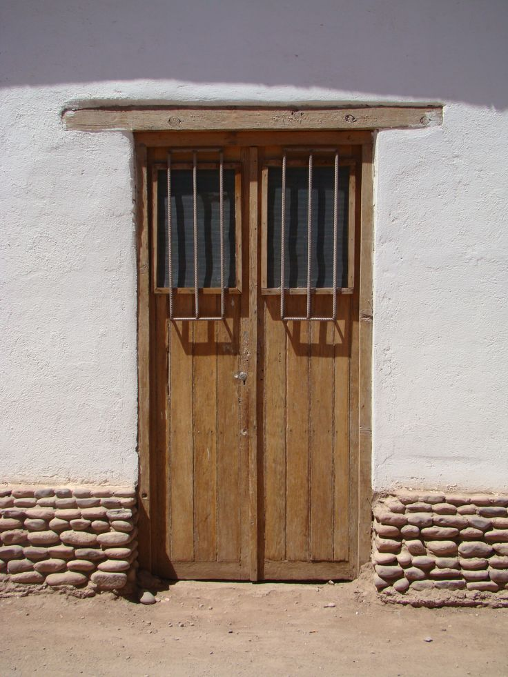 Puerta en Catamarca Argentina