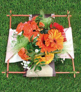 les 40 meilleures images propos de diy emballage floral sur pinterest arrangements floraux. Black Bedroom Furniture Sets. Home Design Ideas
