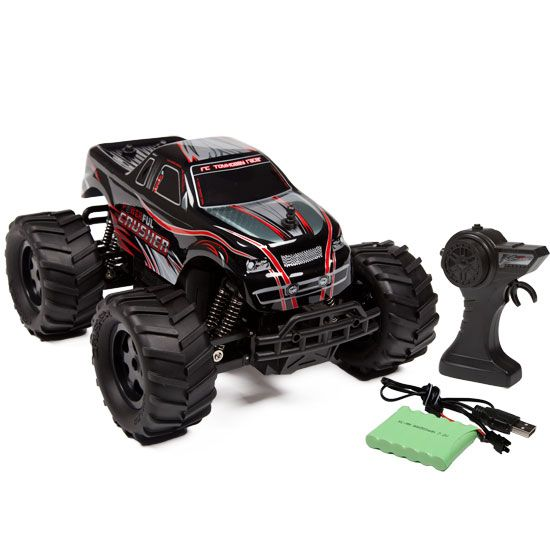 Crusher with Video Camera WiFi 1:16 RTR Electric RC Monster Truck