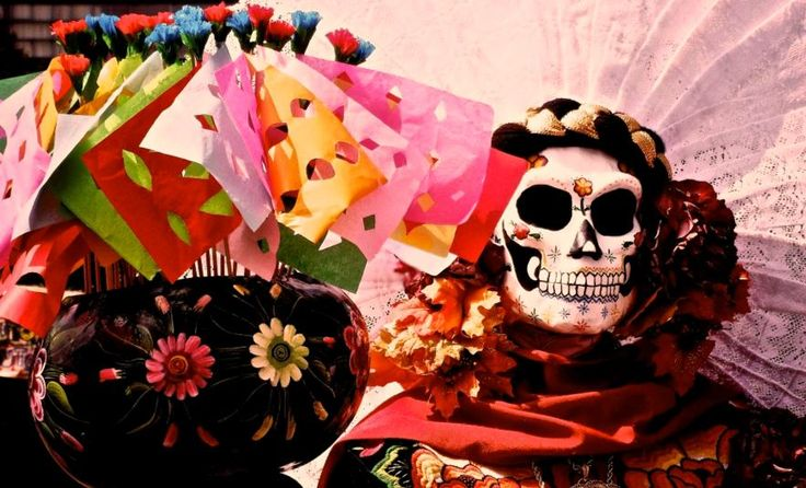 Día de MuertosorDay of the Dead is celebrated at the end of October to coincide with Halloween and All Saints Eve. It is mainly followed inCentral and South regions of Mexico where they believe that praying for loved ones who have died helps them on their journey in the afterlife. The festival that has been … Continue reading Celebrations of Day of the Dead in 60+ photographs →