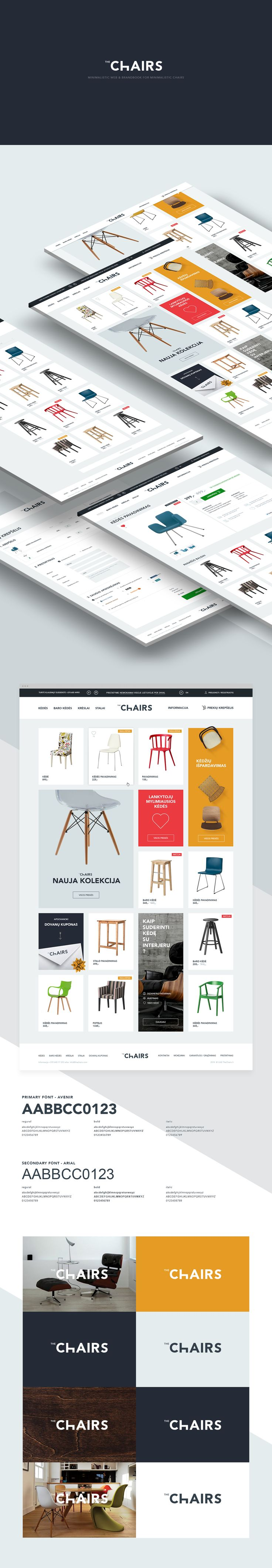 The Chairs on Behance