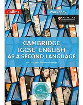 Cambridge IGCSE® English as a Second Language Workbook paperback