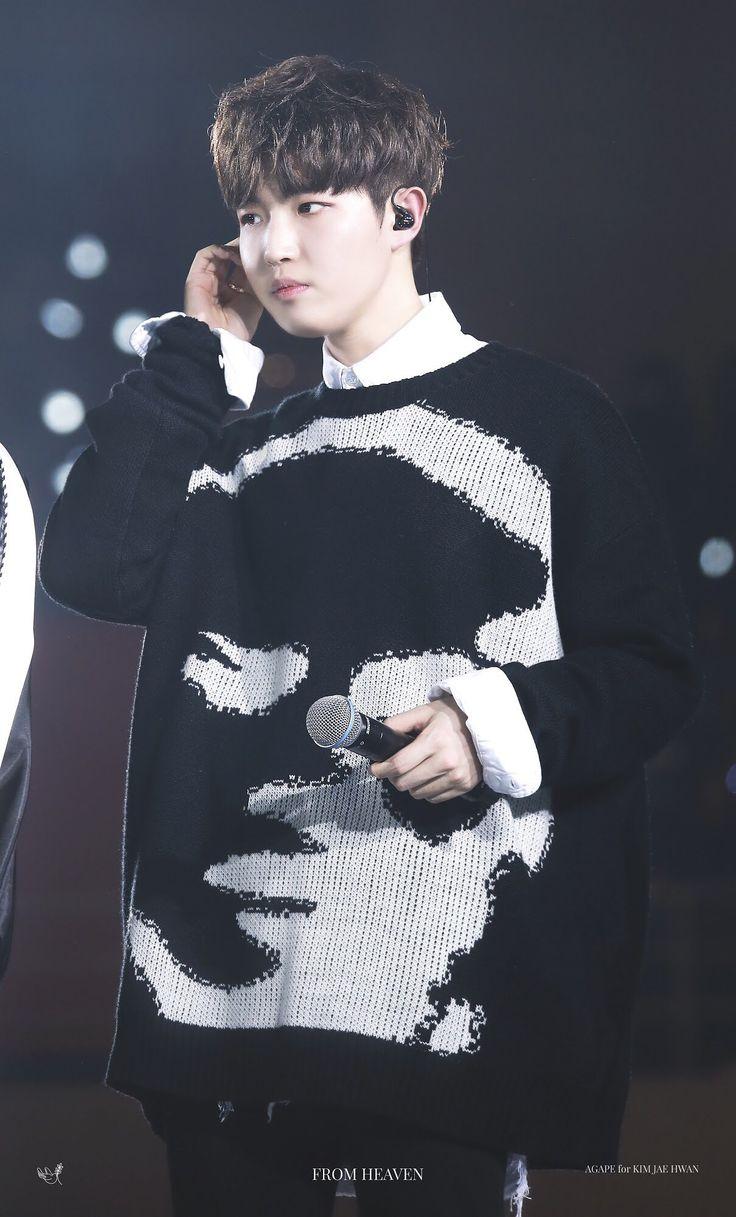 171215 Wanna One Premier Fancon in Seoul #Jaehwan