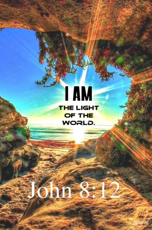 John 8:12 LearnSpanish with Bible with http://learnspanishthroughbible.blogspot,com Try it, practice it and happy learning. Blessings.
