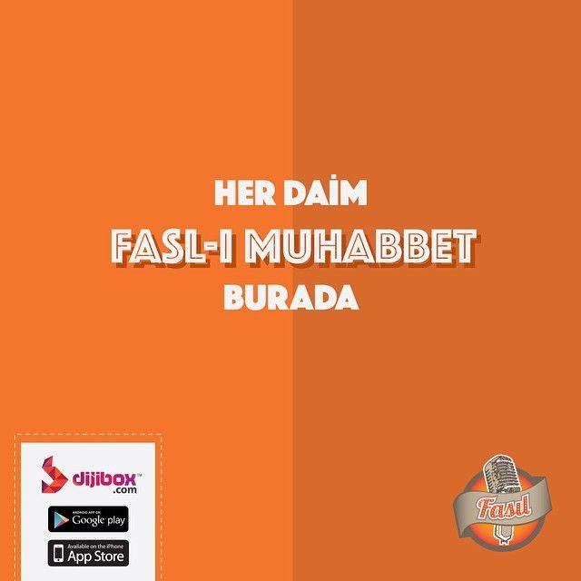 Veysellere, aşıklara, asaflara, sahaflara… Her daim Fasl-ı Muhabbet burada.  #Dijibox #Fasıl #music #eğlenceli #mood #popmusic #musicnews #türksanatmuziği