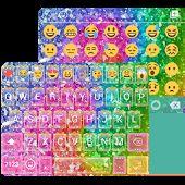 Flash Star Emoji Keyboard