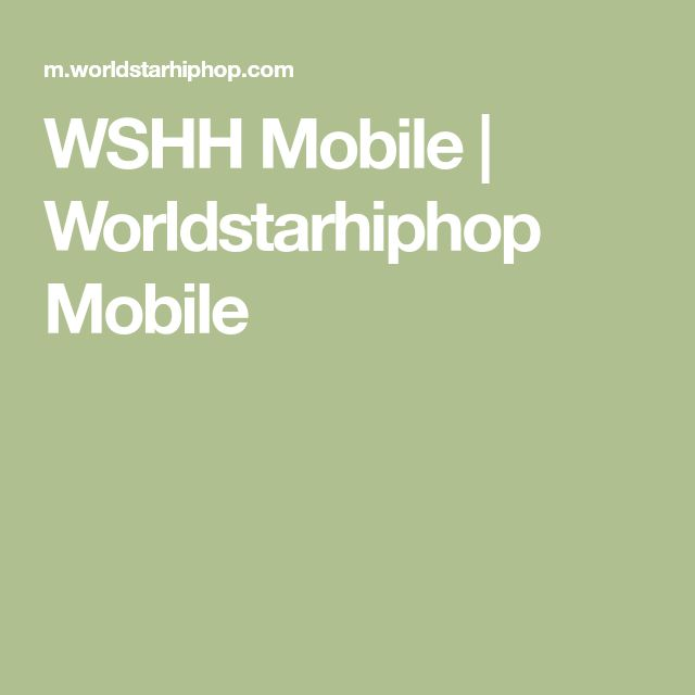 Wshh Mobile Worldstarhiphop Mobile Crown Jewels Pinterest Crown Jewels