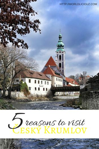 The small town of Cesky Krumlov in the Southern parts of Czech Republic is a hidden gem, that's slowly starting to reveal itself to more and more explorers.
