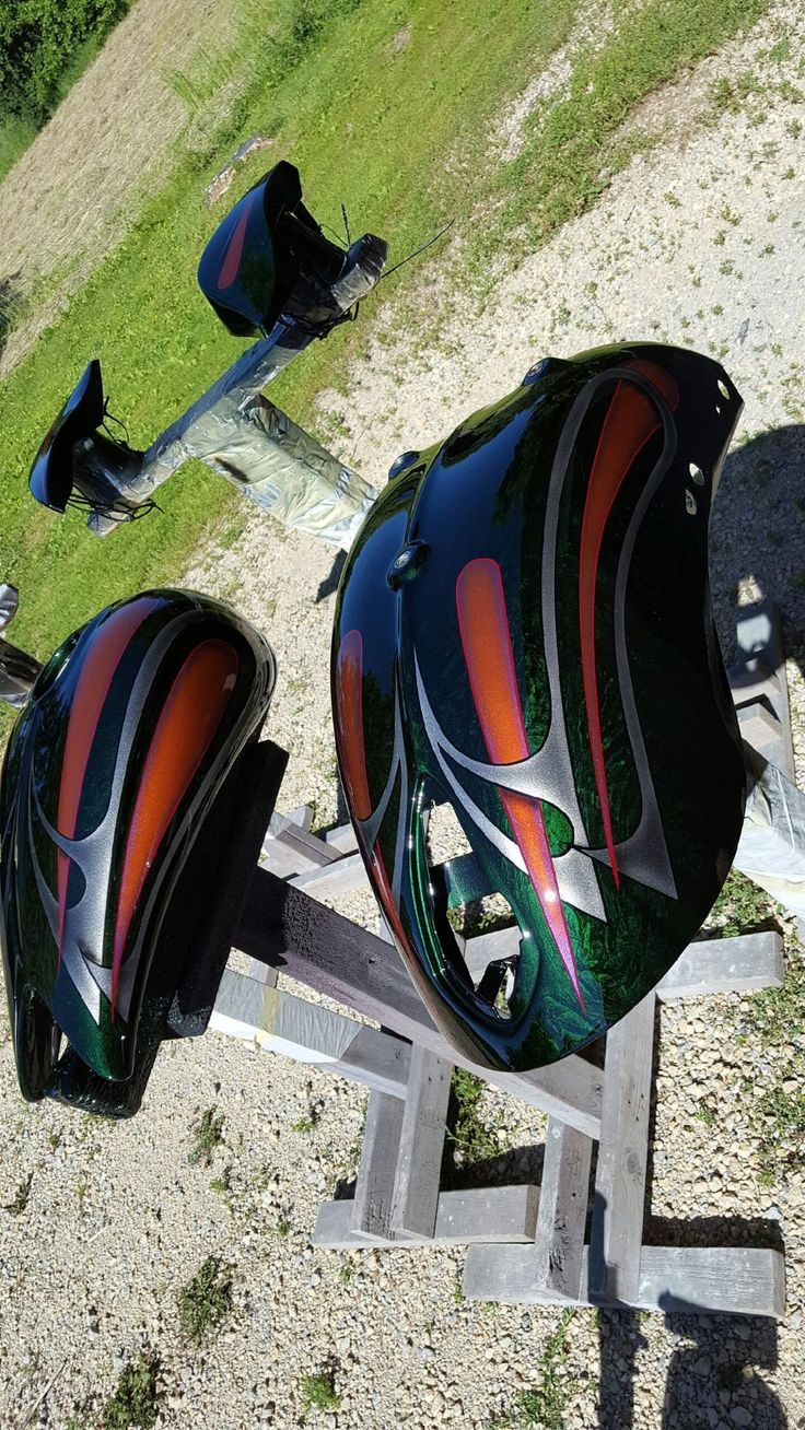 17 Best Images About Paint Ideas For Motorcycle On