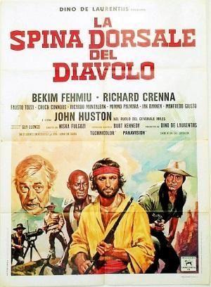 The Deserter (The Devil's Backbone) (1971) - FilmAffinity