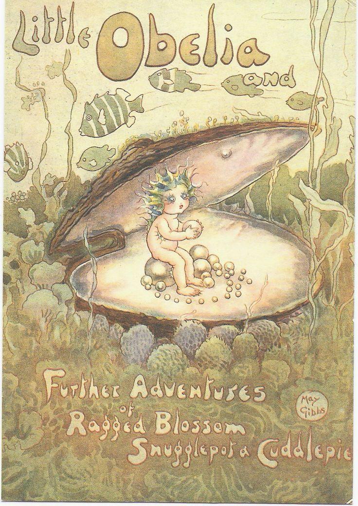 may gibbs - australian fairytales....