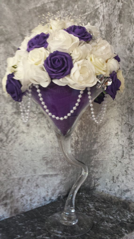 Ideas about martini centerpiece on pinterest glass