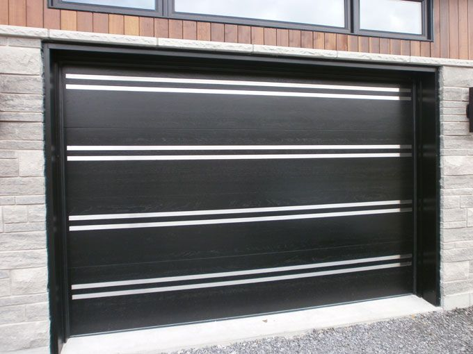 Best 25 portones de garage ideas on pinterest porton - Puertas de cocheras ...