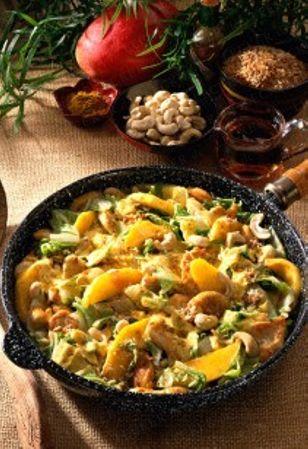 Das Rezept für Scharfe Currypfanne und weitere kostenlose Rezepte auf LECKER.de