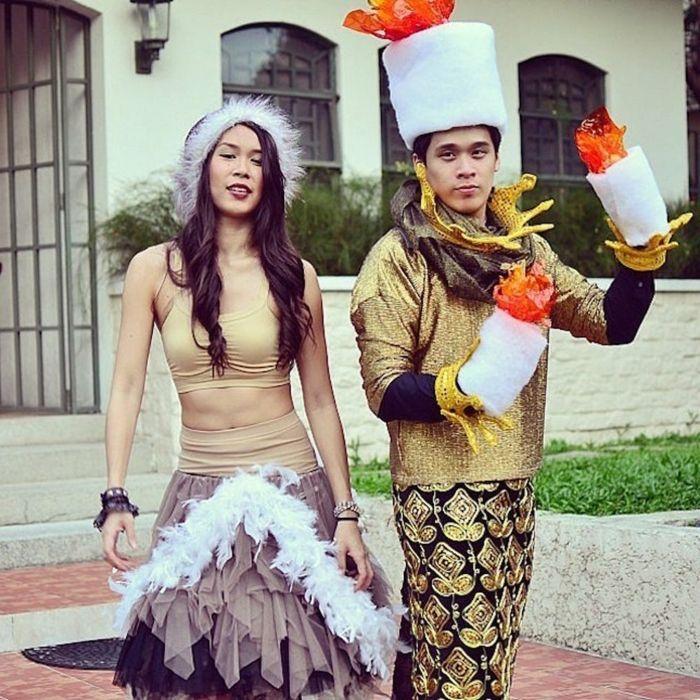 Quatang Gallery- 1001 Idees De Deguisement Halloween Pour Couple Deguisement Halloween Idee Deguisement Halloween Deguisement Duo
