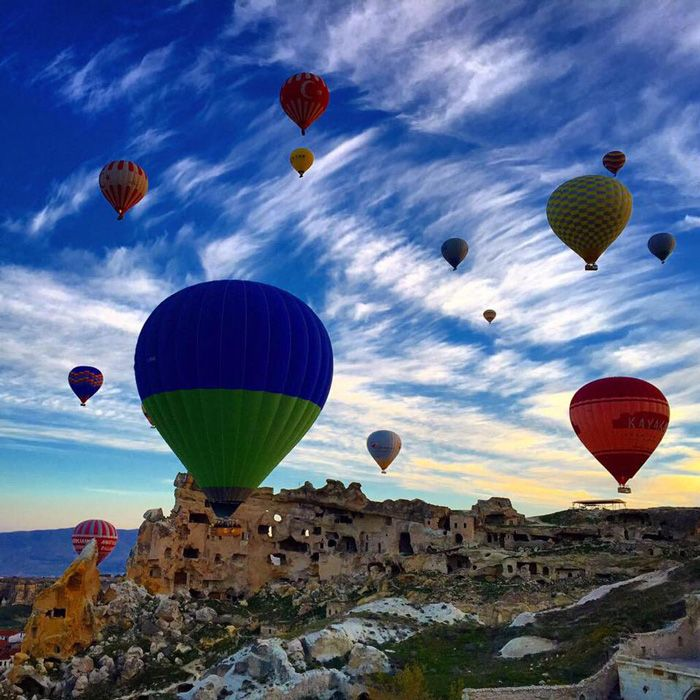 cappadocia balloons flights turkey adventure