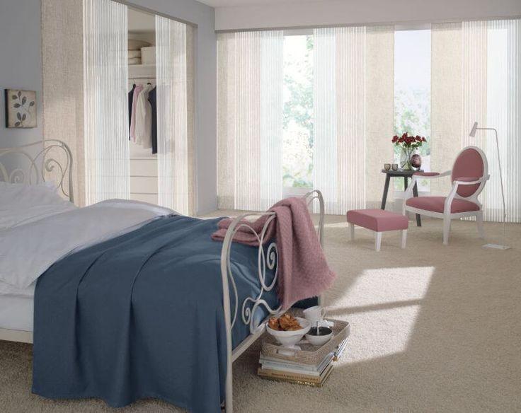 Schlafzimmer Flächenvorhang In Gelb ❤ Vielfältige Plissees ❤ Bezaubernde  Flächenvorhänge ❤ Liebevolle Jalousien ❤ Tolle Gardinen