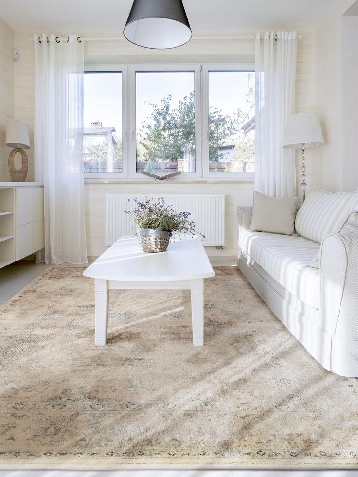 50 besten Vintage Teppiche Bilder auf Pinterest Vintage teppiche - wohnzimmer ideen retro