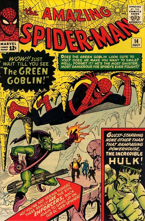 7368 best comic book stuff images on pinterest comics comic books the green goblins first appearance amazing spider man 14 fandeluxe Gallery