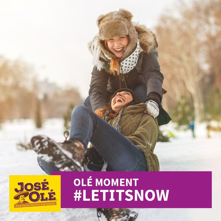 #LetItSnow enjoy the winter!