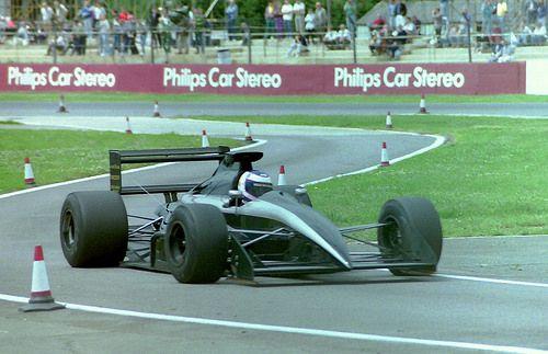 1990 F1 Testing, Silverstone