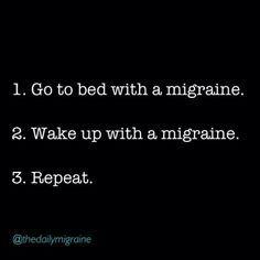 Life with chronic migraine