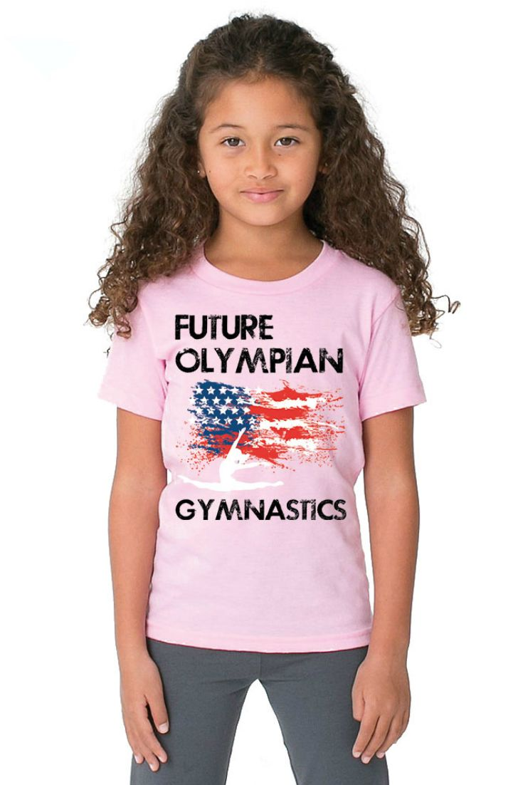Future Olympian - Gymnastics - Kids T-Shirts  #gymnastics #gymnasticsshoutouts #gymnasticszone1 #gymnasticslife #gymnasticsmom #gymnastics #gymnasticsmeet #gymnasticswod #gymnasticscoach #gymnasticsprobs #gymnasticsislife #gymnasticsproblems #gymnasticsbodies #gymnasticsgirl #gymnasticsshoutout #gymnast #gymnastic #gymnastique #gymnasts #gymnastlife #gymnasty #gymnastik #gymnastprobs #gymnaste