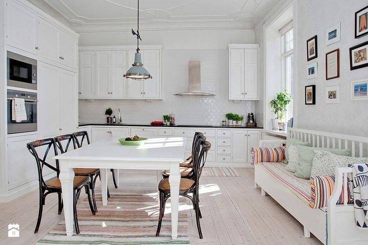 Kuchnia w skandynawskim stylu - Kuchnia - Styl Skandynawski - Casa Bianca