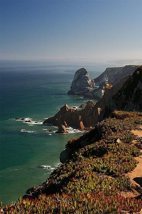 Cabo da Roca Cape, Sintra, Portugal