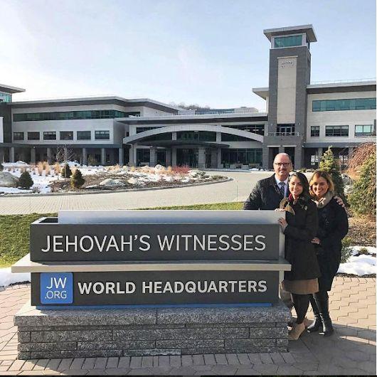 Jehovahs Witnesses World Headquarters in Warwick New York