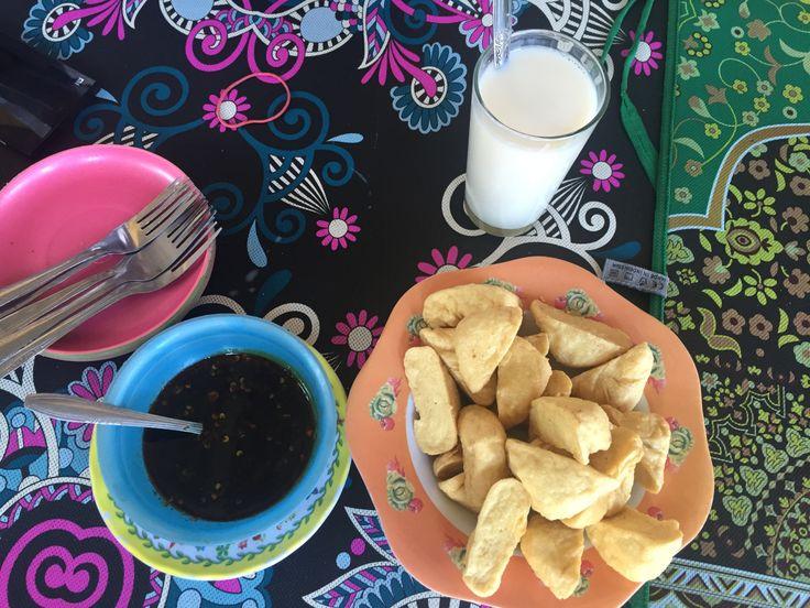Tahu Serasi Kenikmatan Khas Bandungan Semarang - Kuliner Semarang