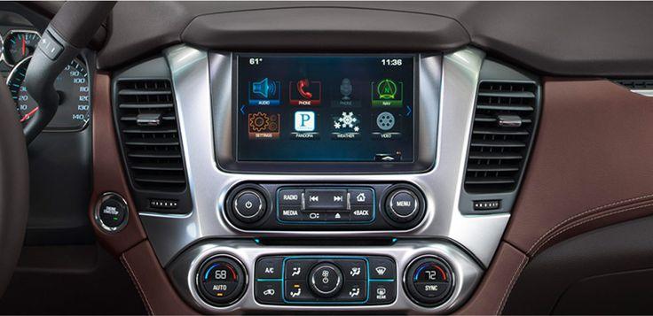 New SUVs: 7-9 Passenger SUVs - Family SUVs   Chevrolet