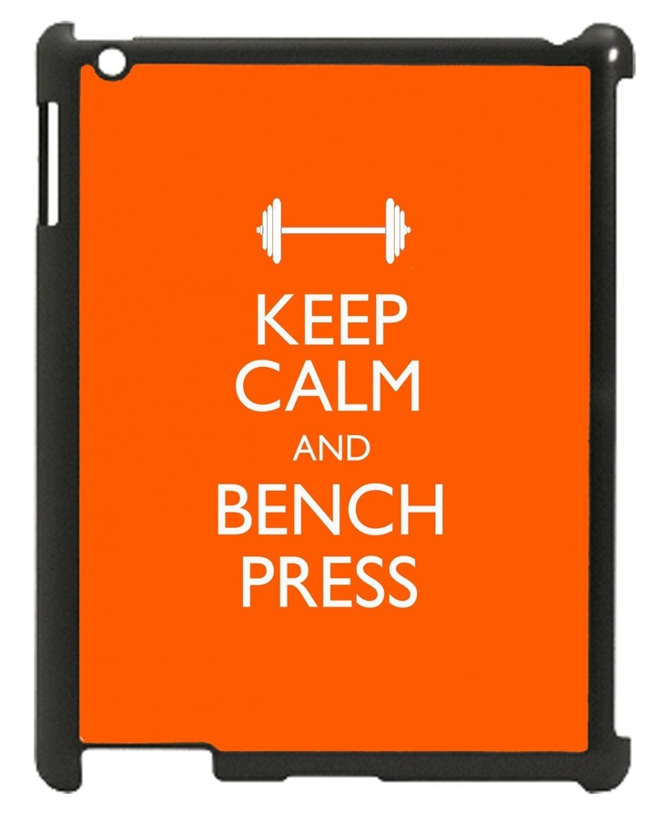 Wordon.com.au - Keep Calm and Bench Press iPad Mini Case, $22.95 (http://www.wordon.com.au/products/keep-calm-and-bench-press-ipad-mini-case.html)