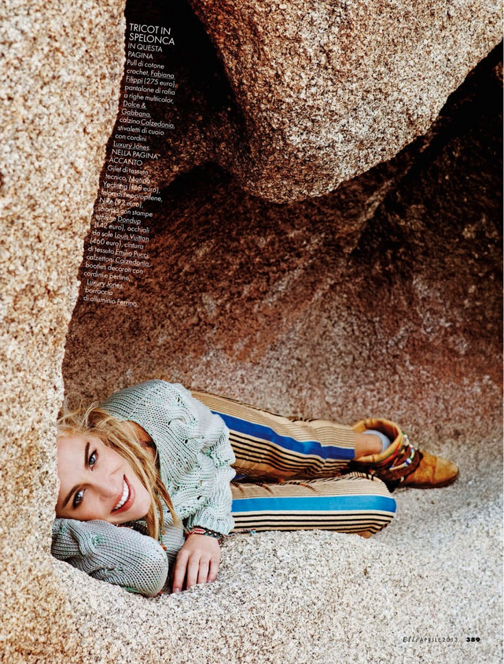 montagne rocciose: beth whitson by alexis dahan for elle italia april 2013 | visual optimism; fashion editorials, shows, campaigns & more!