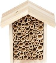 A house for the bumble bees. Vilda bin holk - Granngården