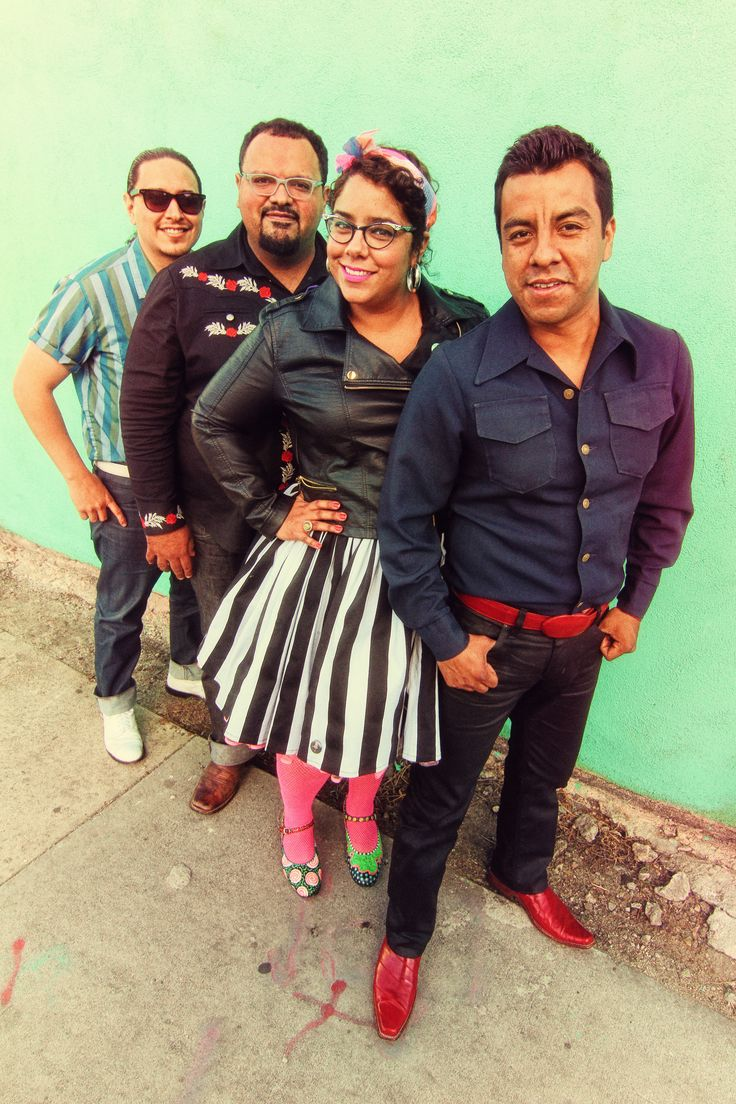 April 27, 2015 @ Kessler Theater - La Santa Cecilia