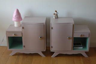 Mon petit meuble: Petits meubles vendus #pink