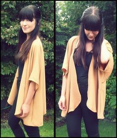 Oversize-Cardigan DIY German