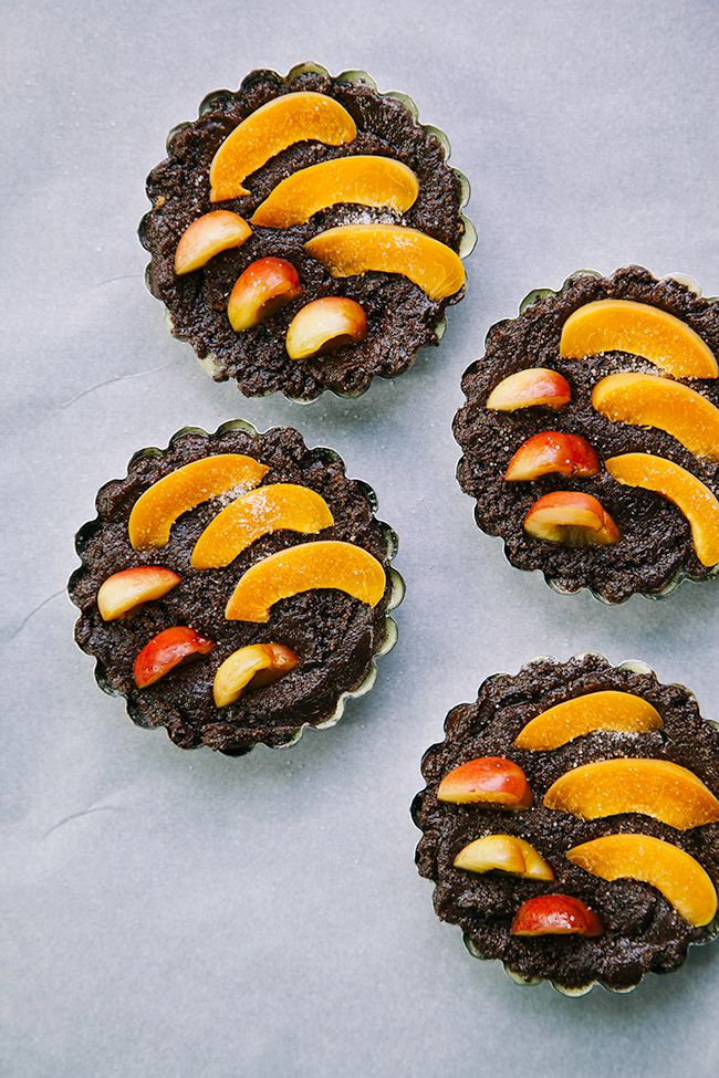 chocolate buckwheat cakes | Buckwheat Recipes | Pinterest