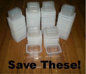 Perfect for kids lunches and organizing!