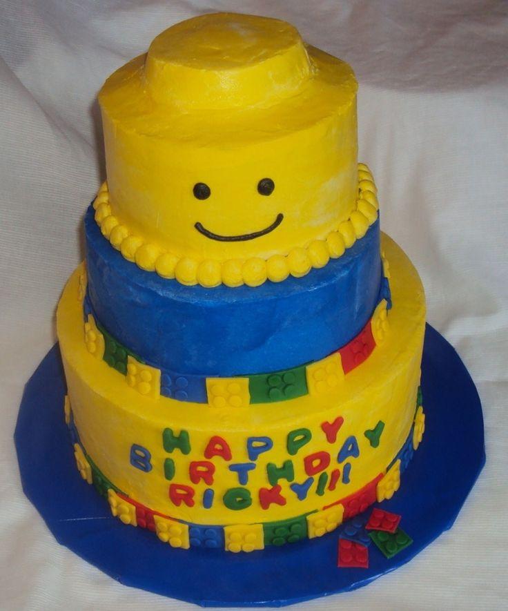 lego  cake | Lego Cake — Children's Birthday Cakes