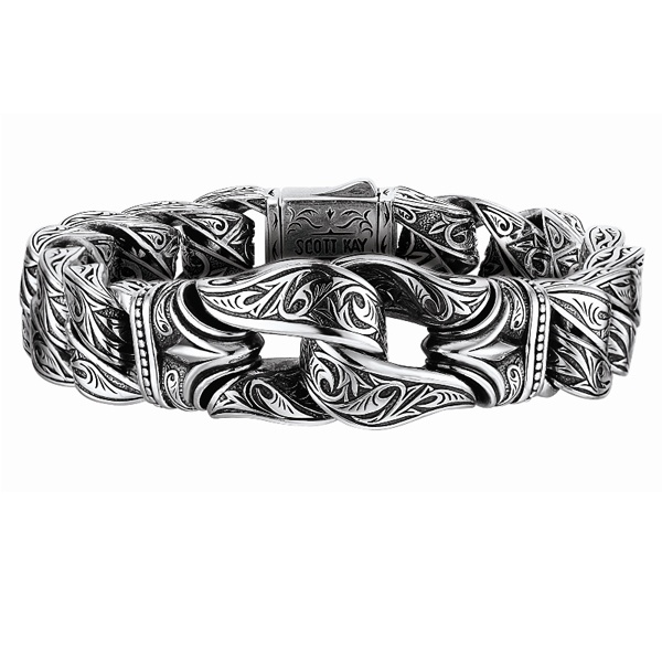 Manly Scott Kay bracelet