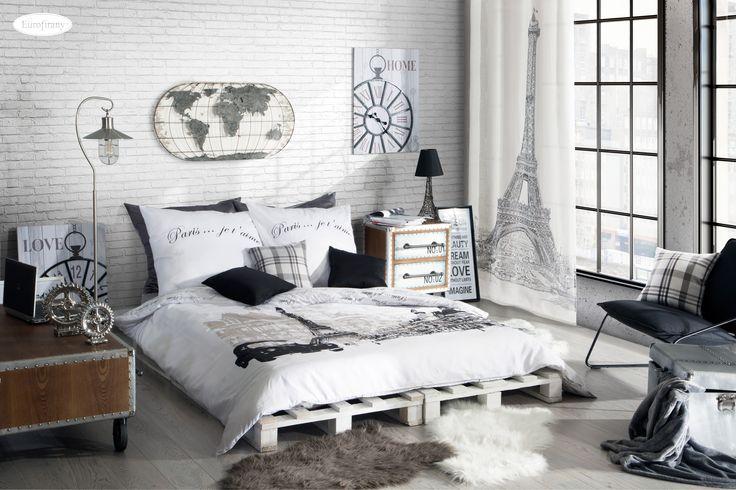 Kolekcja marki Eurofirany #home #interior #accessories #cozy #inspiration #bedroom