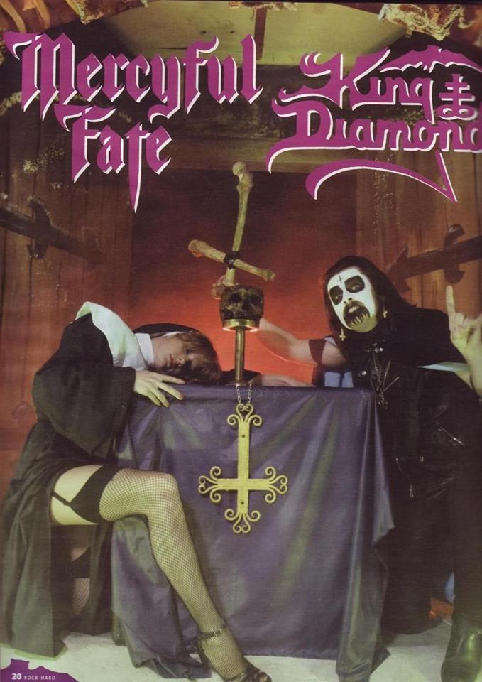 Mercyful Fate / King Diamond
