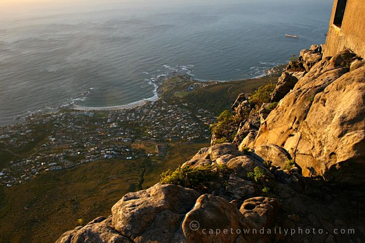 Table Mountain AND Camps Bay
