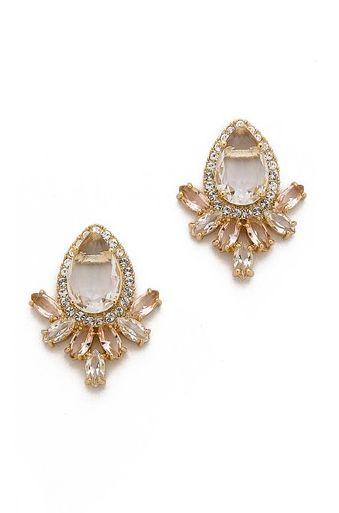 Razzle Dazzle Cluster Earrings