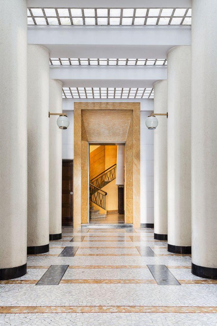 Via Mario Giuriati 5 Architect Giovanni Muzio