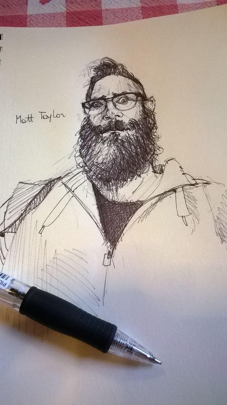 Matt Taylor!