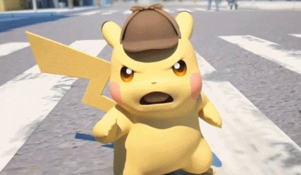 'Detective Pikachu' Feature Adds Bill Nighy & Chris Geere